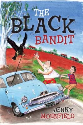 The Black Bandit by Jenny Mounfield