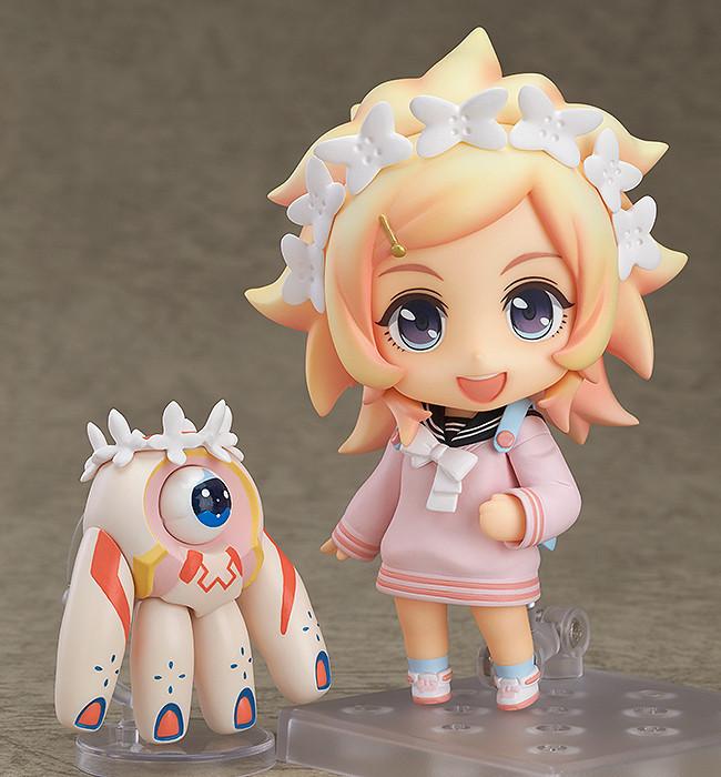 Bubuki Buranki: Kogane Asabuki + Migite-chan Set - PVC Figure image