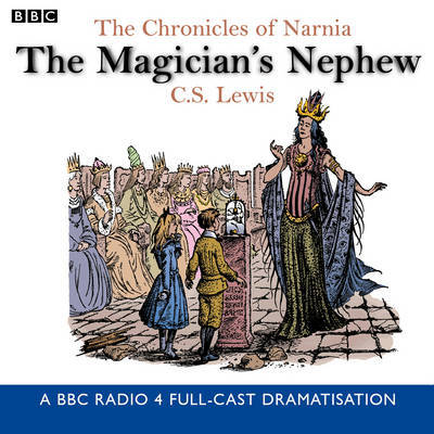 The Magician's Nephew by C.S Lewis