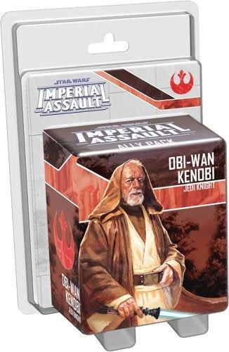 Star Wars: Imperial Assault: Obi-Wan Kenobi - Ally Pack