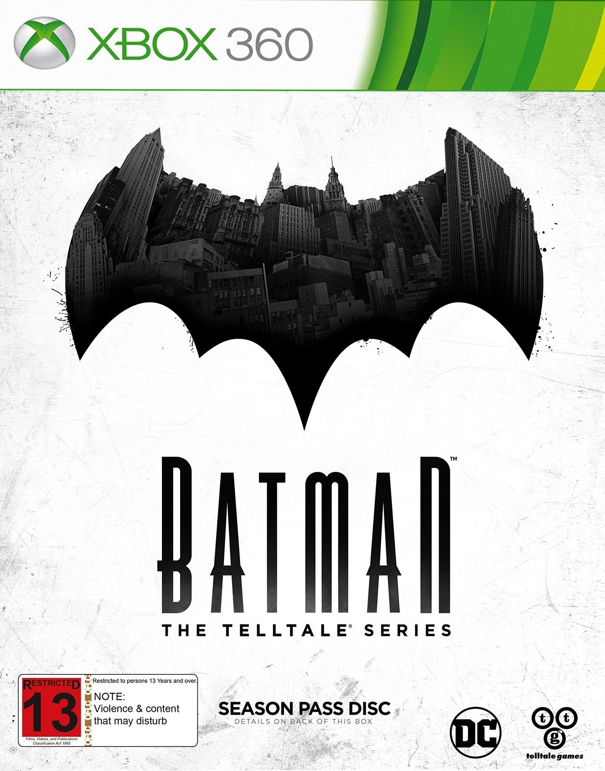 Batman: The Telltale Series for X360 image