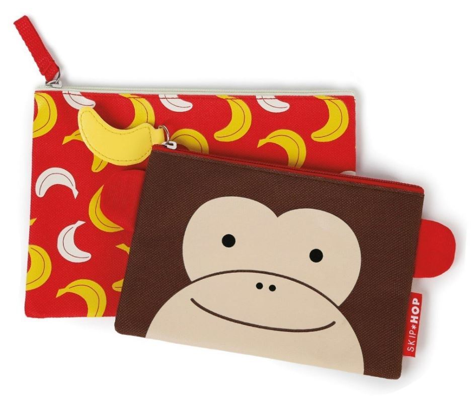 Skip Hop: Zoo Kid Cases - Monkey image