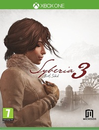 Syberia 3 for Xbox One