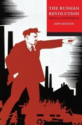 The Russian Revolution by Sheila Fitzpatrick image