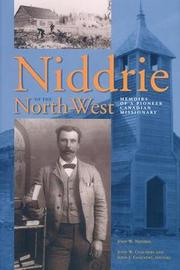 Niddrie of the North-West by John W. Niddrie image