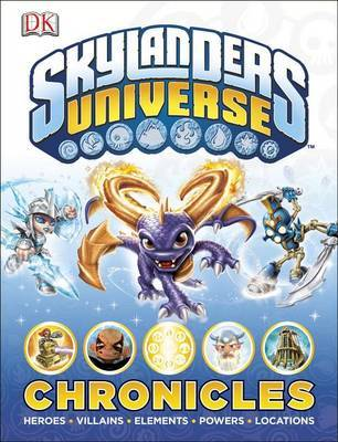 Skylanders Universe Chronicles by DK
