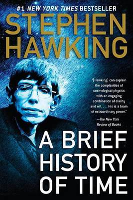 A Brief History of Time by Stephen Hawking image