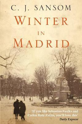 Winter in Madrid by C.J. Sansom image