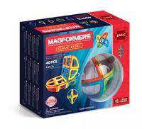 Magformers Curve - 40 Piece Set