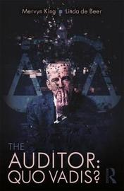 The Auditor by Mervyn King
