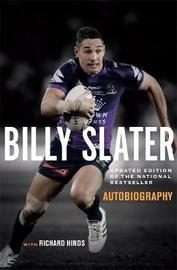 Billy Slater Autobiography by Billy Slater image