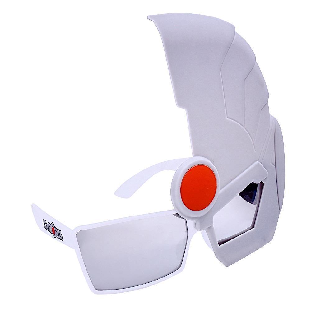 539d305a777b Sunstaches  Costume Sunglasses - Cyborg image ...
