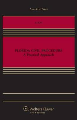 Florida Civil Procedure by Matthew C Lucas image