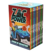 Zac Power – Power Up Collection