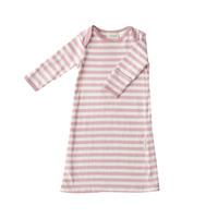 Woolbabe: Merino/Organic Cotton Gown - Dusk (0-3 Months)