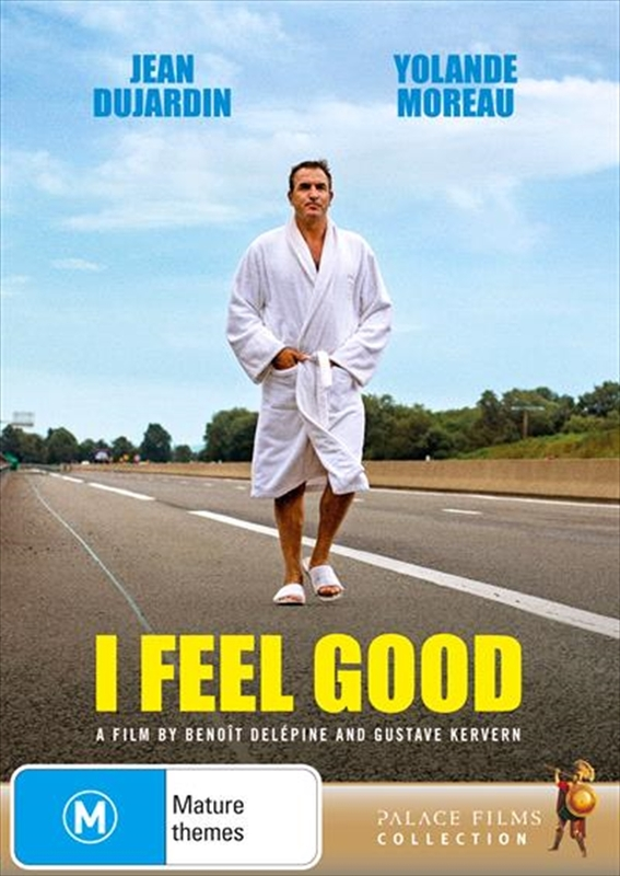 I Feel Good on DVD