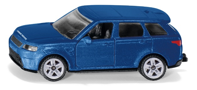 Siku: Range Rover - Diecast Vehicle