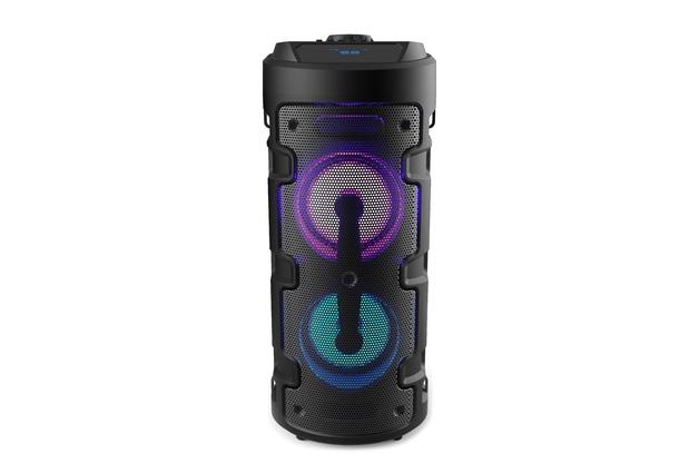 iDance: Typhoon Portable Bluetooth Karaoke Party Speaker with Microphone
