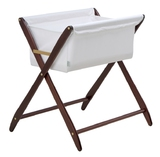 Cariboo Folding Bassinet - Mahogany