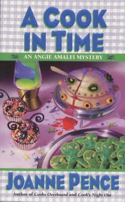 A Cook in Time by Joanne Pence