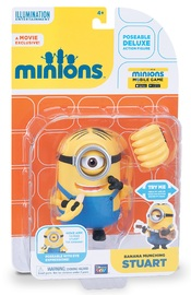 Minions: Banana Munching Stuart - Deluxe Action Figure