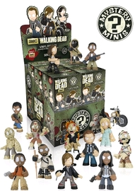 The Walking Dead: Mystery Minis - Series 4 (Blind Box)