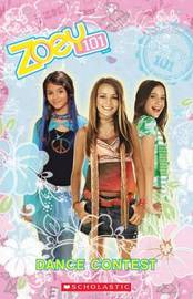 Zoey 101 - Dance Contest - With CD by Jane Revell image