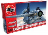 Airfix 1:72 English Electric Lightning F6 - Model Kit