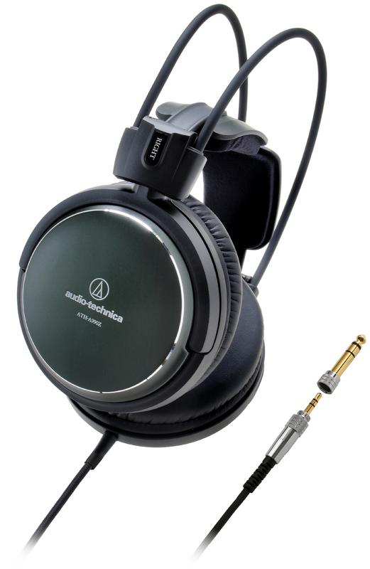Audio-Technica ATH-A990Z Dynamic Closed Headphones