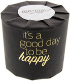 Me&Mats: 'It's a good day to be happy' Candle