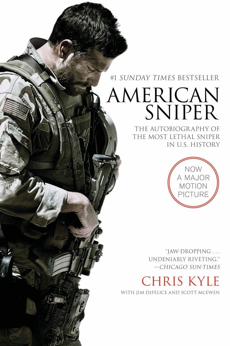 American Sniper by Chris Kyle image