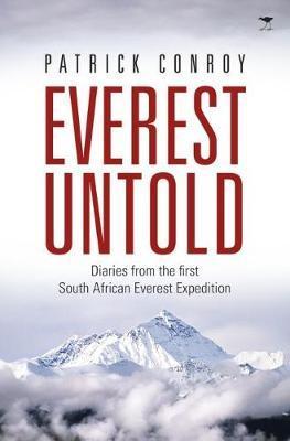 Everest untold by Patrick James Conroy image