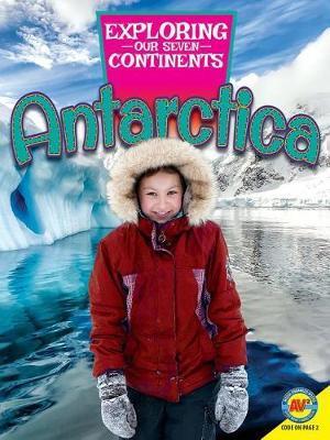 Antarctica by Linda Aspen-Baxter