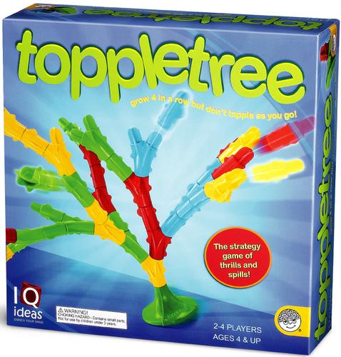 Toppletree - Balancing Game image