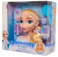 Disney: Princess Styling Head - Elsa