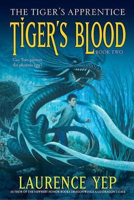 Tigers Blood PB 02 Tigers Appr by Laurence Yep image