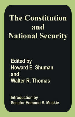 The Constitution and National Security
