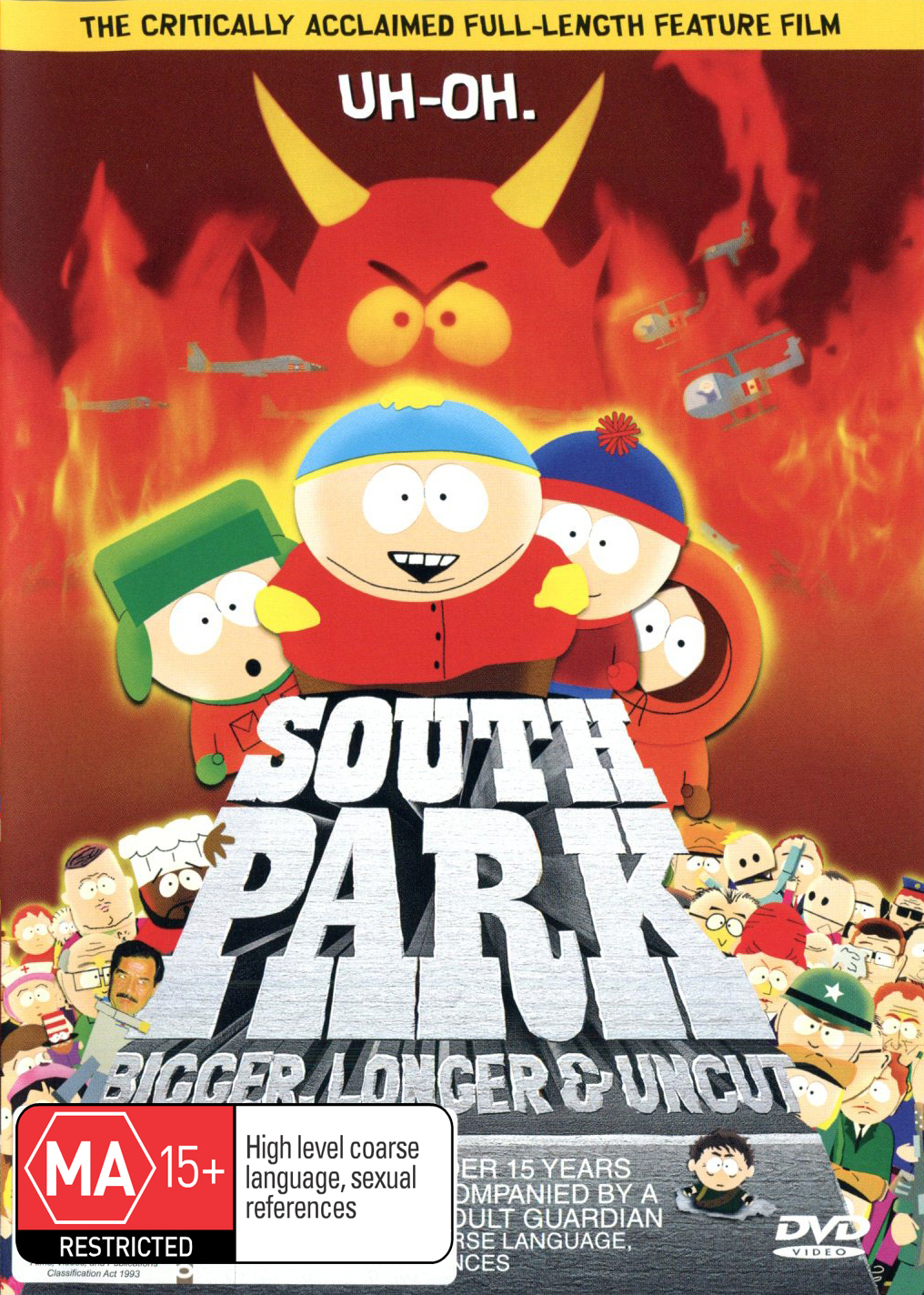 South Park: Bigger, Longer & Uncut image