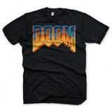 Doom Logo T-Shirt (Large)
