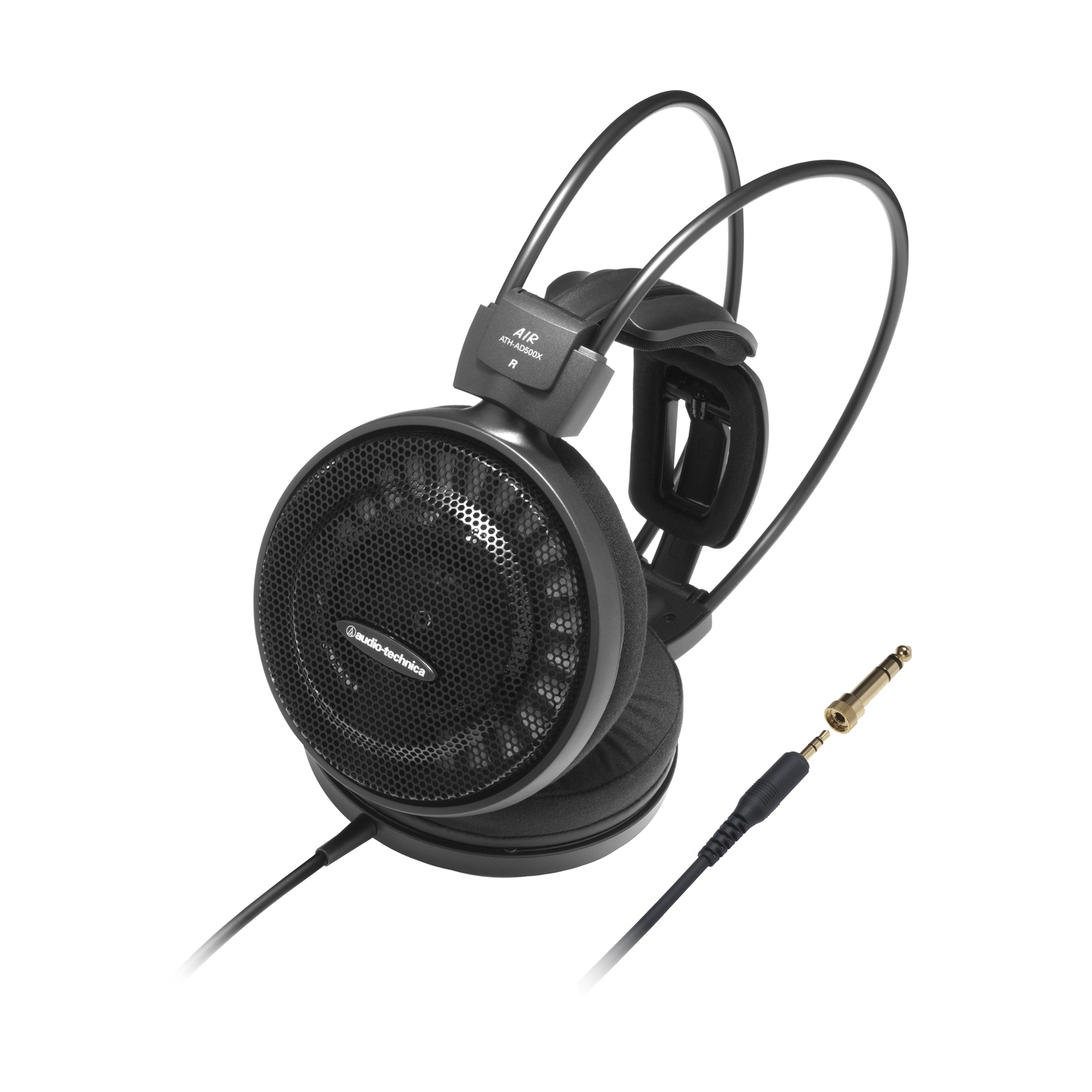 Audio-Technica ATH-AD500X Dynamic Open Air Headphones image