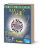 4M Illusion Magic Science Magic