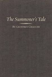 The Summoner's Tale by Geoffrey Chaucer image