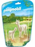 Playmobil: Zoo Theme - Alpaca with Baby (6647)