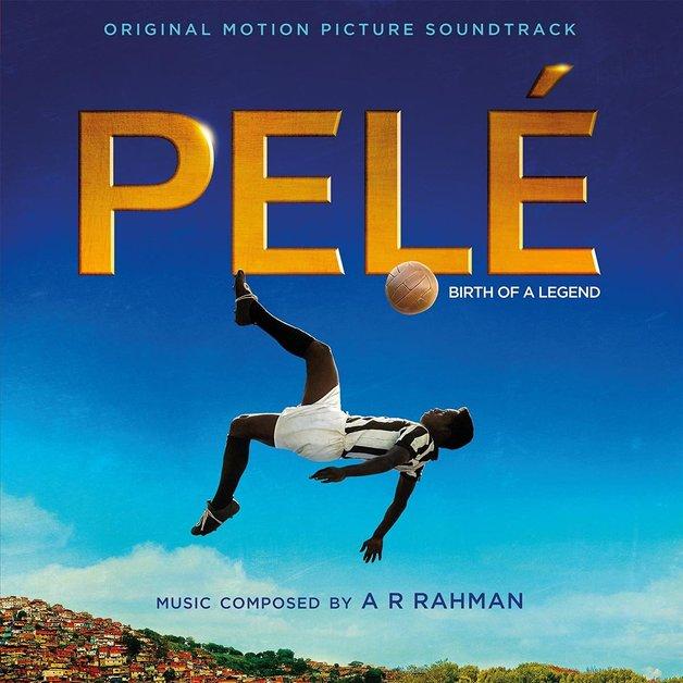Pele: Birth Of a Legend - Original Soundtrack (LP) by A.R. Rahman