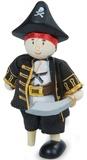 Le Toy Van: Budkins - Pirate Cap'n