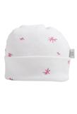 Babu: Hat - Pink Star (3-6 Months)