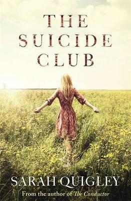 The Suicide Club by Sarah Quigley image