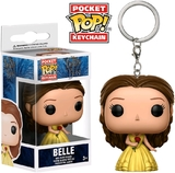 Beauty & the Beast (2017) - Belle Pocket Pop! Keychain