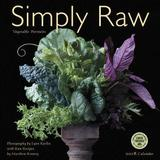 Simply Raw 2018 Wall Calendar by Matthew Kenney