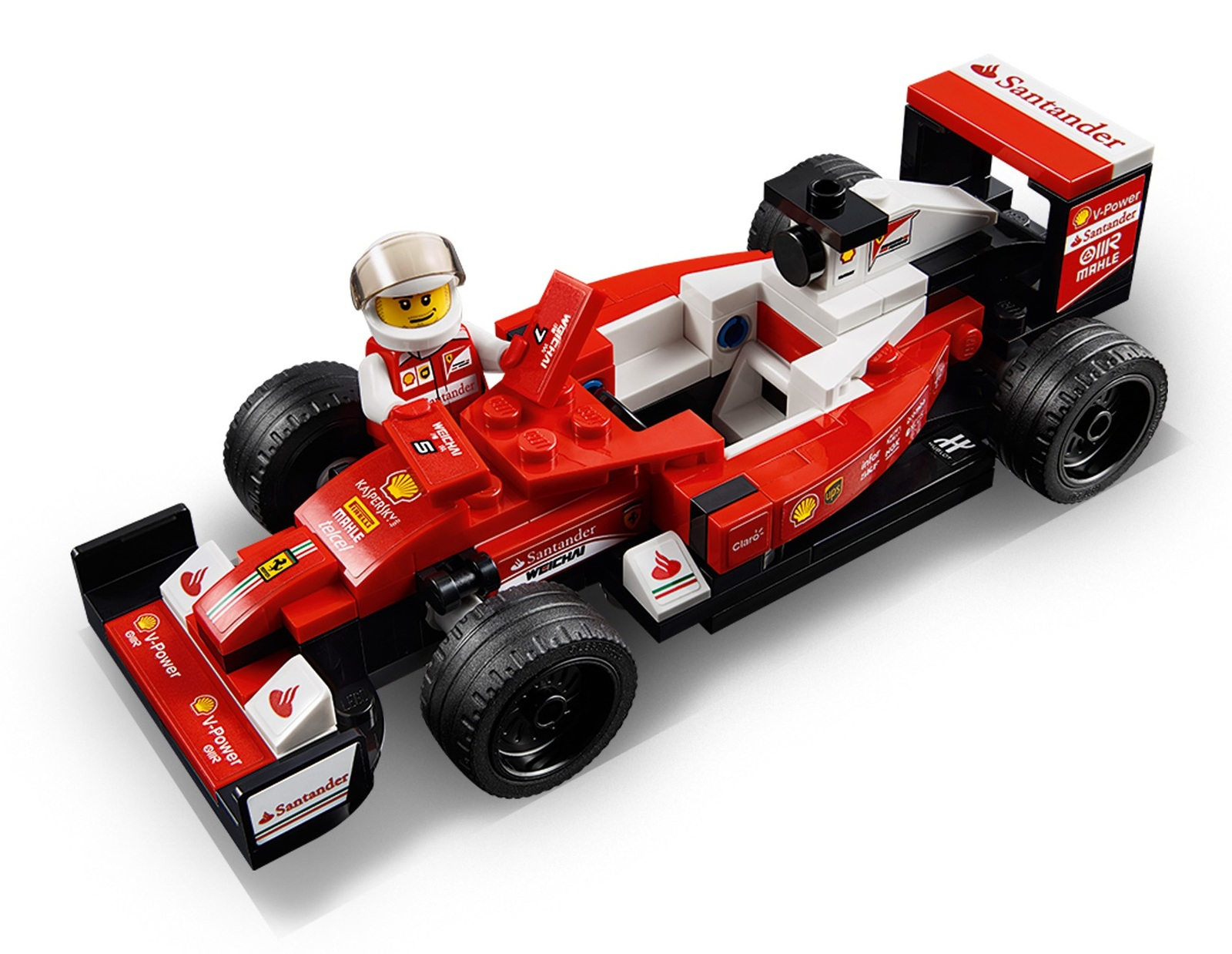 lego speed champions scuderia ferrari sf16 h 75879 toy at mighty ape nz. Black Bedroom Furniture Sets. Home Design Ideas